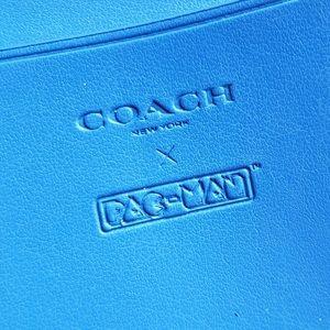 Coach Bags - NWT Coach X Pac-Man Zip Around Wallet / Clutch